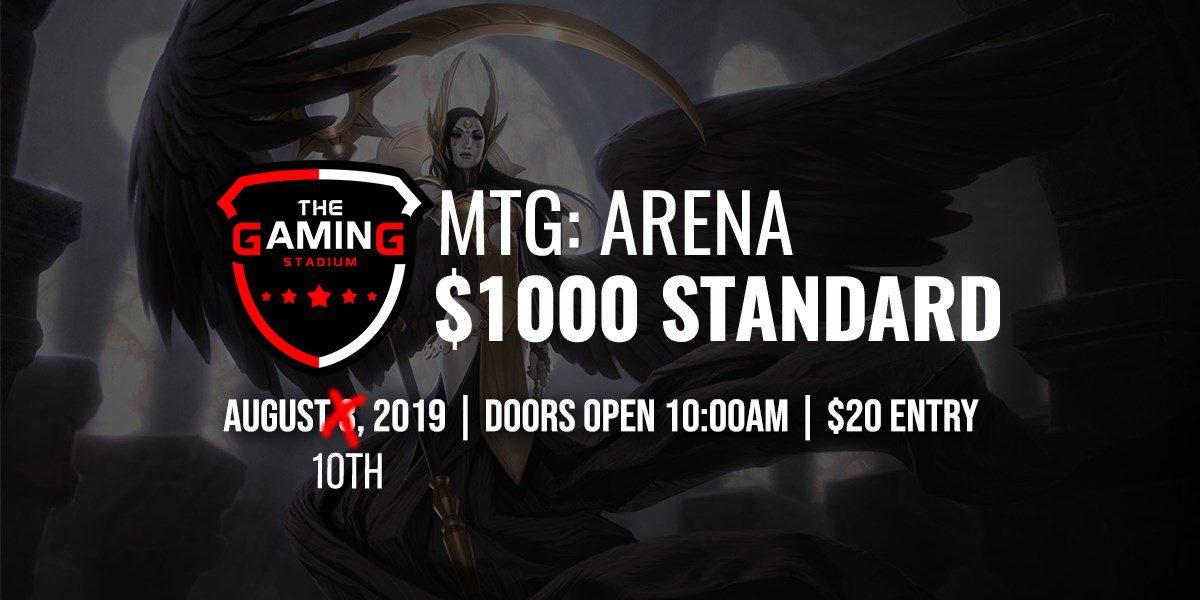 Magic Arena 1K Standard - Gaming Stadium