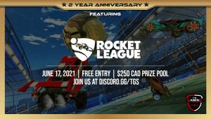Rocket League event details